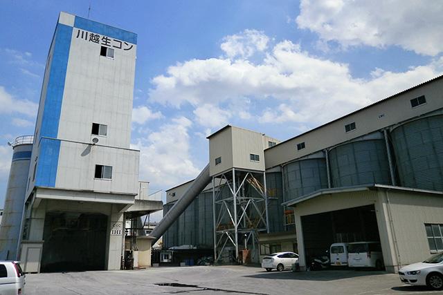 クマコン熊谷㈱・川越工場